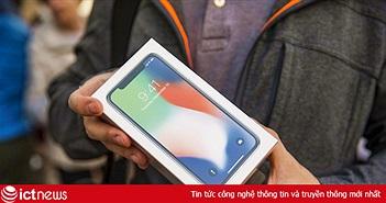 iPhone X tiếp tục giảm giá, có thể đã chạm đáy