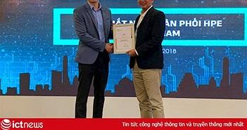 Viettel Distribution phân phối các sản phẩm của HPE tại Việt Nam