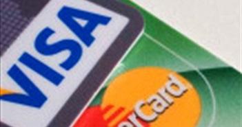 Visa và Mastercard đề xuất giảm phí cà thẻ khi thanh toán ở EU