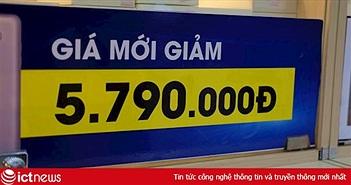 Loạt điện thoại cao cấp giảm giá cuối năm