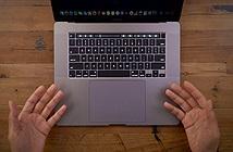 MacBook Pro 16 inch sử dụng bàn phím của năm 2015?