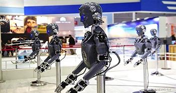 Trung Quốc chế cánh tay robot để tăng tốc chương trình không gian