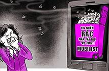 Hà Nội: Đề nghị cắt 78 số điện thoại vì dội bom tin rác