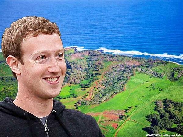 Thiên đường nghỉ dưỡng 2014 của các tỷ phú công nghệ