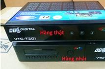 Đầu thu số DVB-T2 làm giả thương hiệu nhằm đánh lừa người dùng