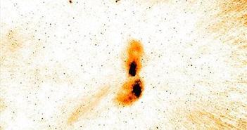 Kính thiên văn hợp nhất theo dõi thiên hà siêu khủng