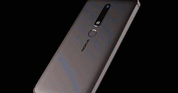 Ngắm ý tưởng Nokia 6 (2018): Kim loại nguyên khối, màn hình tỷ lệ 18:9