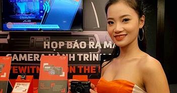 Camera hành trình thương hiệu MIO ra mắt thị trường Việt
