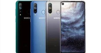 Galaxy S10 sẽ có 'quầng sáng' bao quanh lỗ camera trên màn hình