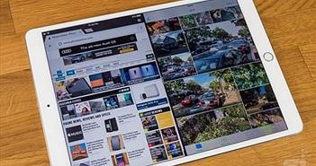 Một vài chiếc iPad Pro 2017 bị hiện tượng đốm sáng trên màn hình