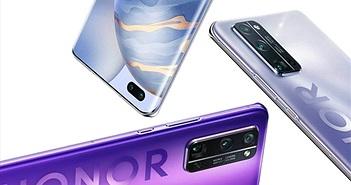 Honor V40 series màn hình 120Hz và tốc độ lấy mẫu cảm ứng tới 300Hz