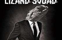 """Nhóm hacker """"Thằn lằn"""" Lizard Squad là ai?"""