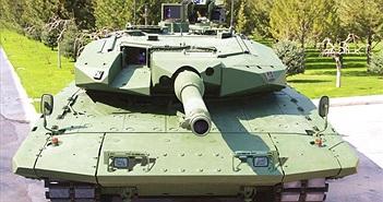 Leopard 2A7+ - Đỉnh cao của xe tăng Đức