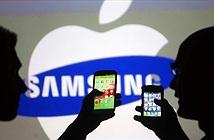 Apple thu hẹp khoảng cách với Samsung