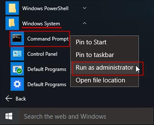 Kiểm tra chi tiết tình trạng pin trên Windows 10