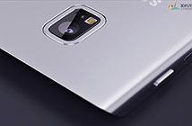 Camera sau của smartphone Galaxy S7 không lồi?