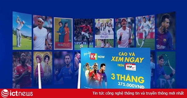 Chờ đón kỳ tích lịch sử bóng đá Việt Nam cùng Box VTVGo