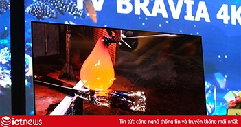 Sony tặng TV Bravia OLED 55 inch cho mỗi thành viên tuyển U23 Việt Nam