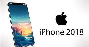 iPhone 2018 sẽ được trang bị pin dung lượng cao hình chữ L sản xuất bởi LG?