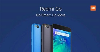 Xiaomi Redmi Go rò rỉ hình ảnh thực thế và cấu hình phần cứng