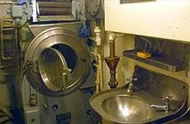 Buồng tắm và toilet trên tàu ngầm quân sự có gì khác biệt?