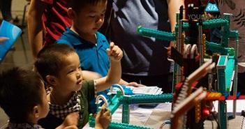 Cuộc thi Sáng tạo trẻ dành cho học sinh đam mê công nghệ