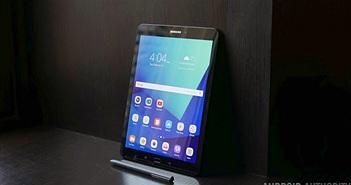 Samsung ra mắt Galaxy Tab S3: tablet đầu tiên có mặt lưng kính