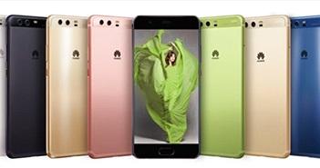 Xem 8 phiên bản màu sắc của Huawei P10
