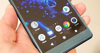 Sony Xperia XZ2 trình làng: Chính thức nói lời tạm biệt thiết kế cổ hủ