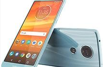 Lộ hình ảnh cụm camera kép nằm ở mặt sau của Moto E5 Plus