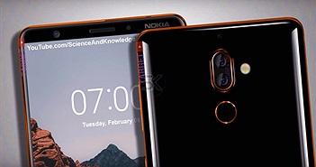 Những bức ảnh đầu tiên được chụp bằng camera của Nokia 7 Plus