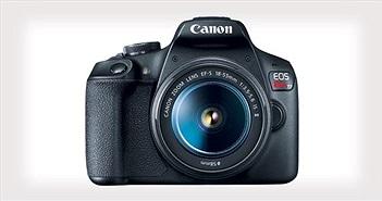 Canon EOS 2000D ra mắt: cảm biến 24,1MP, giá chỉ 550 USD