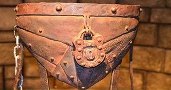 90% người sẽ ngã ngửa khi biết sự thật về chiếc đai trinh tiết thời Trung Cổ