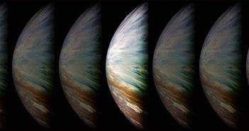 Phát hiện bầu trời đầy nước trên hành tinh khác ngay trong Hệ Mặt trời