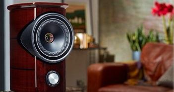 Fyne Audio ra mắt loạt 5 mẫu loa mới, nổi nhất là bookshelf tham chiếu F1-8