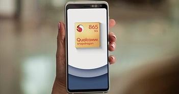 Loạt smartphone 2020 sử dụng nền tảng di động 5G Qualcomm Snapdragon 865