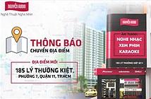 Nguyễn Audio có showroom mới tại 185 Lý Thường Kiệt, Q11