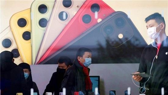 Doanh số iPhone lao dốc ở Trung Quốc do Covid-19