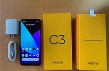 Trên tay Realme C3, smartphone dưới 3 triệu đồng của Realme