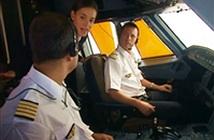 Làm rõ nghi phạm vụ Germanwings với clip đóng mở buồng lái