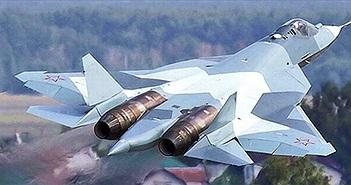 Khám phá sức mạnh tiêm kích tàng hình T-50 của Nga