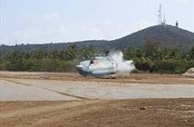 Khám phá trực thăng quân sự MI8 rơi ở đảo Phú Quý