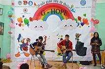 G-HOPE - mang âm nhạc và niềm vui cho trẻ em da cam