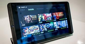 Nvidia Shield Tablet: Máy chơi game 'trá hình' tablet