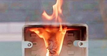 Bất ngờ với những cách dập cháy tự động cực kỳ thông minh