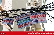 """Hà Nội cắt dịch vụ gần 300 thuê bao điện thoại quảng cáo """"rác"""" trong 3 tháng đầu năm"""