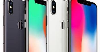 Apple ra mắt thêm phiên bản iPhone X màu vàng