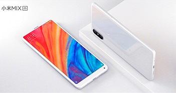 """Xiaomi chính thức giới thiệu Mi Mix 2s: Snapdragon 845, camera kép, có sạc không dây nhưng không """"tai thỏ"""""""