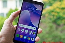 Huawei Y7 Pro 2018: chụp ảnh xóa phông vi diệu