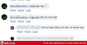 Dân mạng 'làm loạn' Facebook cầu thủ Thái Lan chơi xấu Đình Trọng